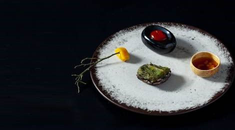 "Winner of S.Pellegrino Young Chef Award for Latin America Region with the signature dish ""Milpa Y Mar"""